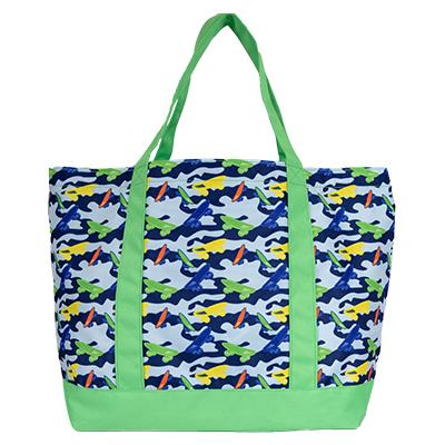 Personalize this Skateboard Tote Bag, perfect for kids or can be used as a gift.