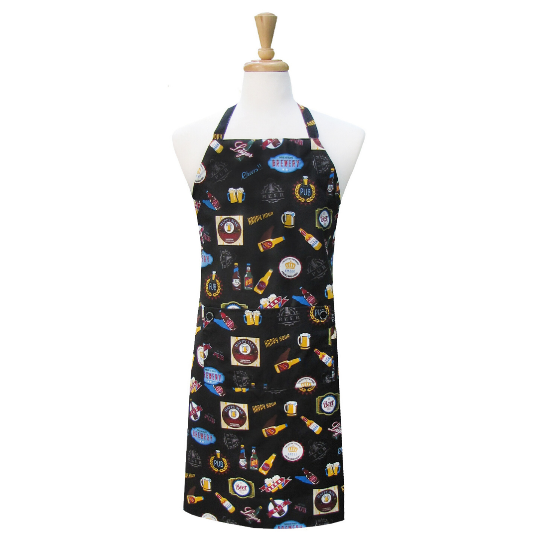Beer Today, Beer Tomorrow Adult Apron