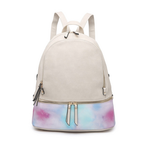 best backpack, three zip backpack for girls