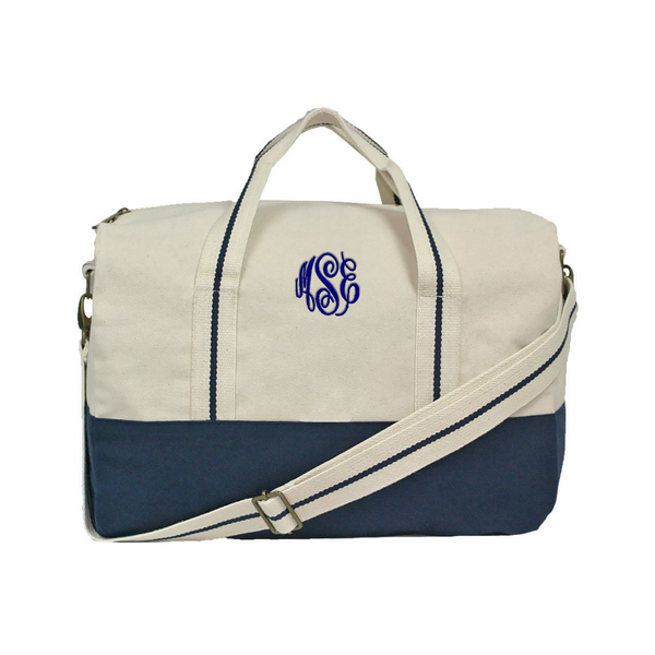 canvas duffle, weekender bag, overnight bag
