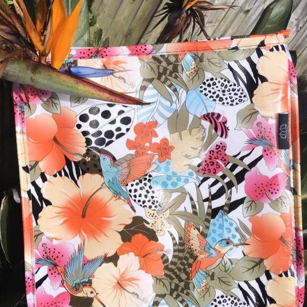 Tropical Trunkey Tote