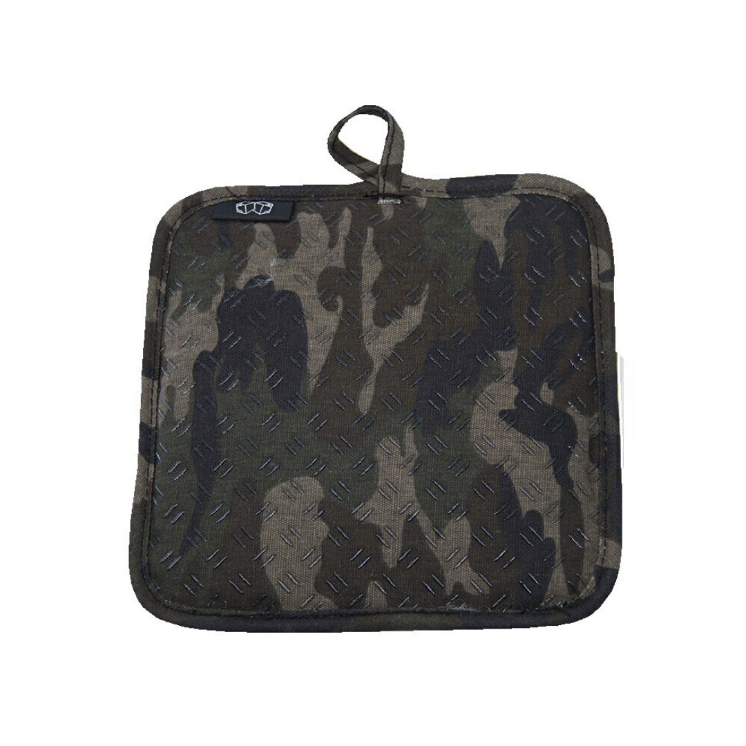 Camouflage Silicone Pot Holder