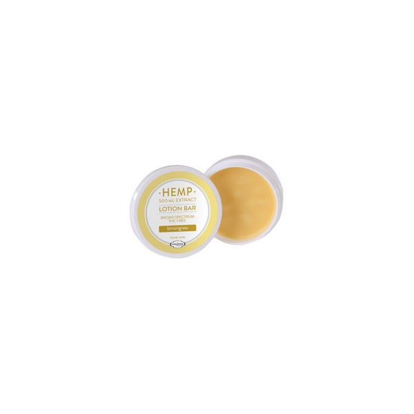 Hemp Extract Lotion Bar