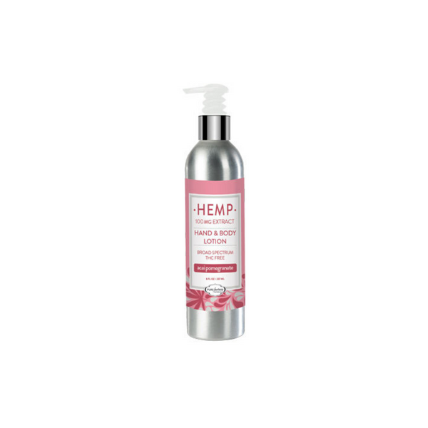 Hemp Extract Body Lotion