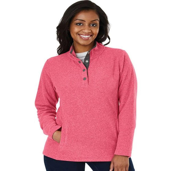Get this lovely Fleece Pullover