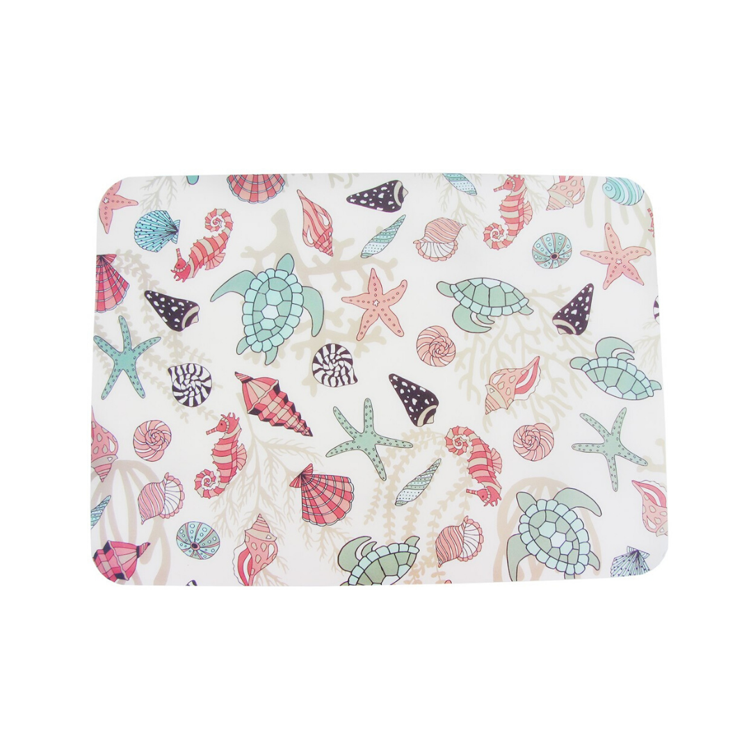 Seashells Set of 4 Placemats