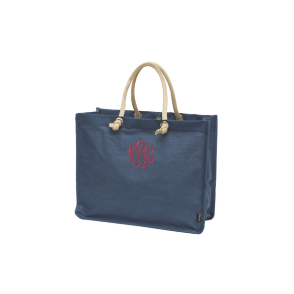 Juco Tote Bag or Shopping Bag. Perfect for anywhere!