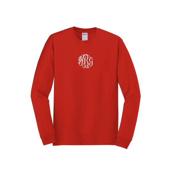 personalized long sleeve