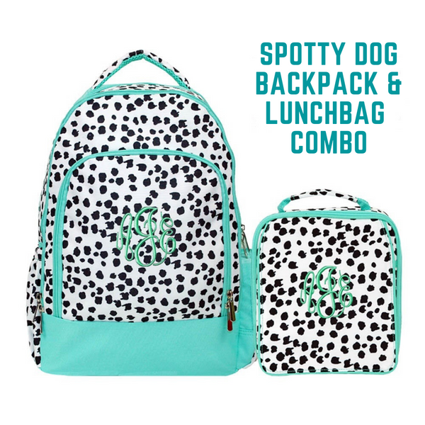 backpack lunchbox set