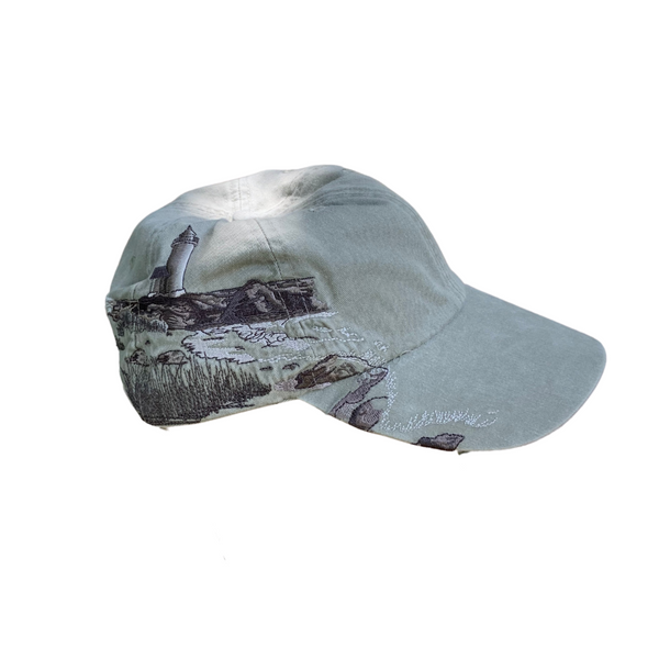 lighthouse cap, baseball cap, lighthouse hat