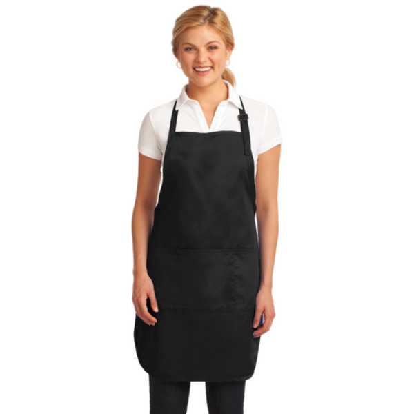 Easy Care Full Length Apron