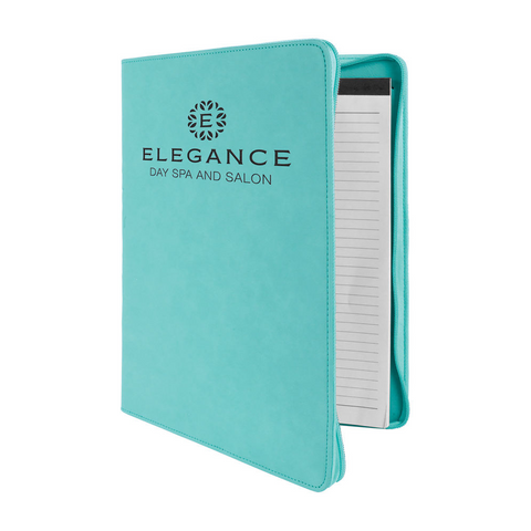 teal journal, best journal, journal with notepad