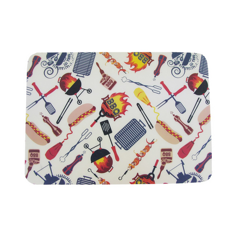 Grill Boss Set of 4 Placemats