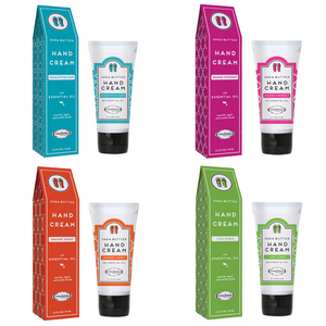 Flip Flop Hand Cream with Essential Oil