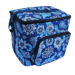 Midnight Shadow Potluck Tote
