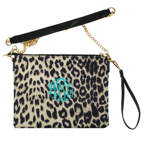 Chain Strap Cross Body Bag