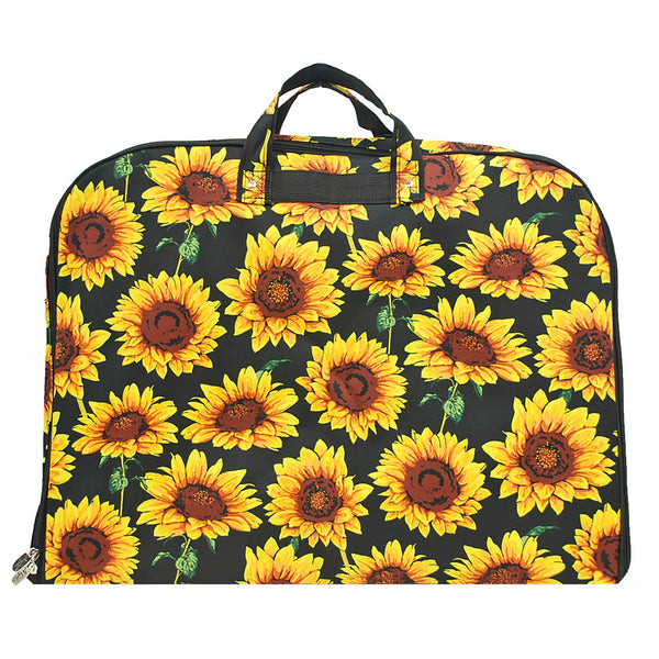 garment bag sunflower