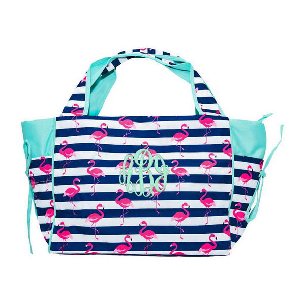 Pink Flamingo Utility Bag
