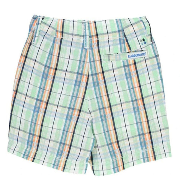 Baby Plaid Shorts 6-12 Months