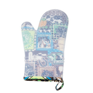 Barn Animals Silicon Oven Mitt