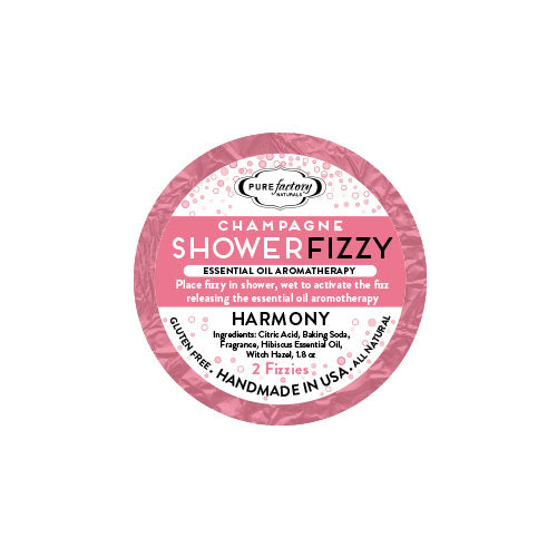 Essential Oil Shower Fizzy