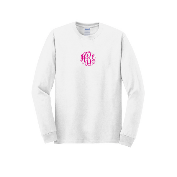 cotton long sleeve shirt, unisex shirt, long sleeve tee