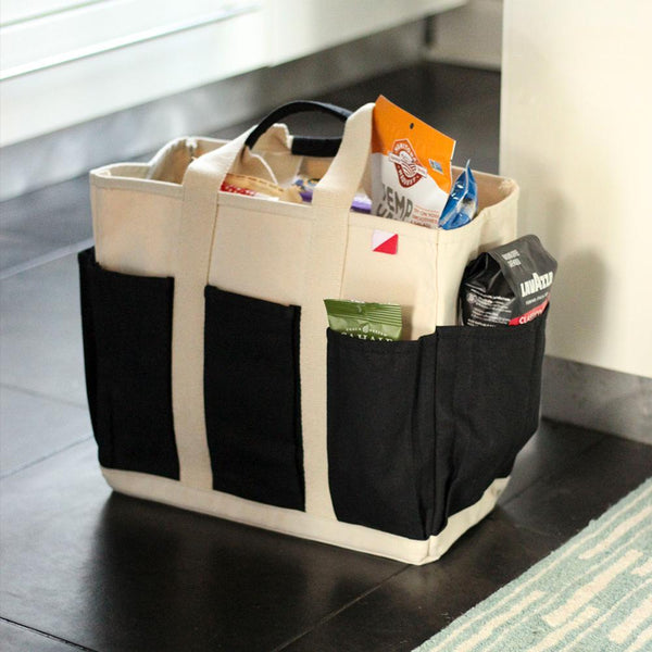 canvas tote utility