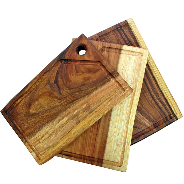 Medium Board with Corner Hole and Juice Groove