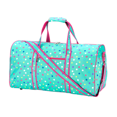 Personalized this Lottie Duffle Bag 21""