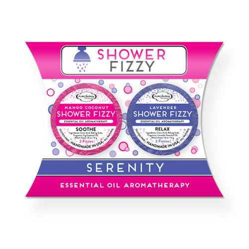 Two Shower Fizzy in Pouch
