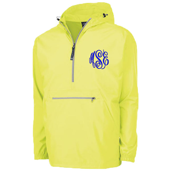 Unisex Pack and Go Adult Rain Jacket