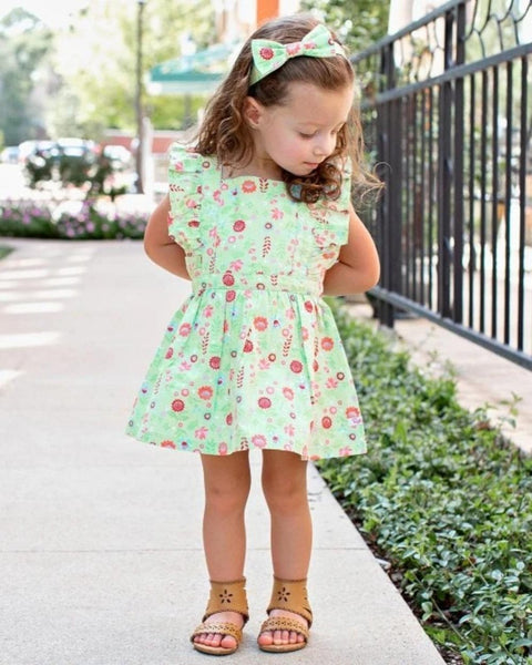 Floral Dress for Babies