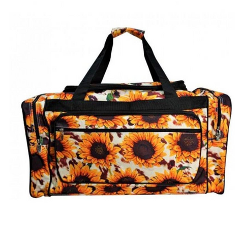 "duffle bag 20"", duffle sunflower, duffel bag, duffle bag women"