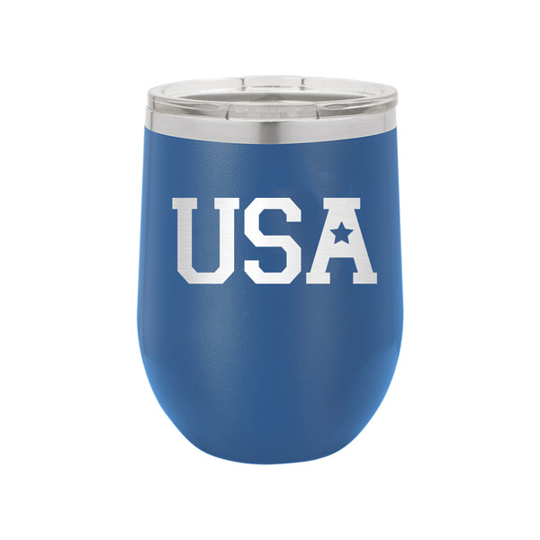 Nationalistic Insulated Tumbler 120z
