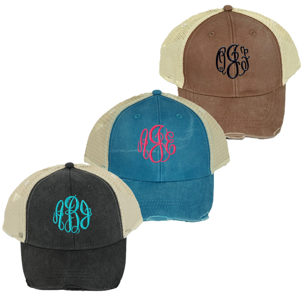Personalized ths Baseball Hats comes in different colors
