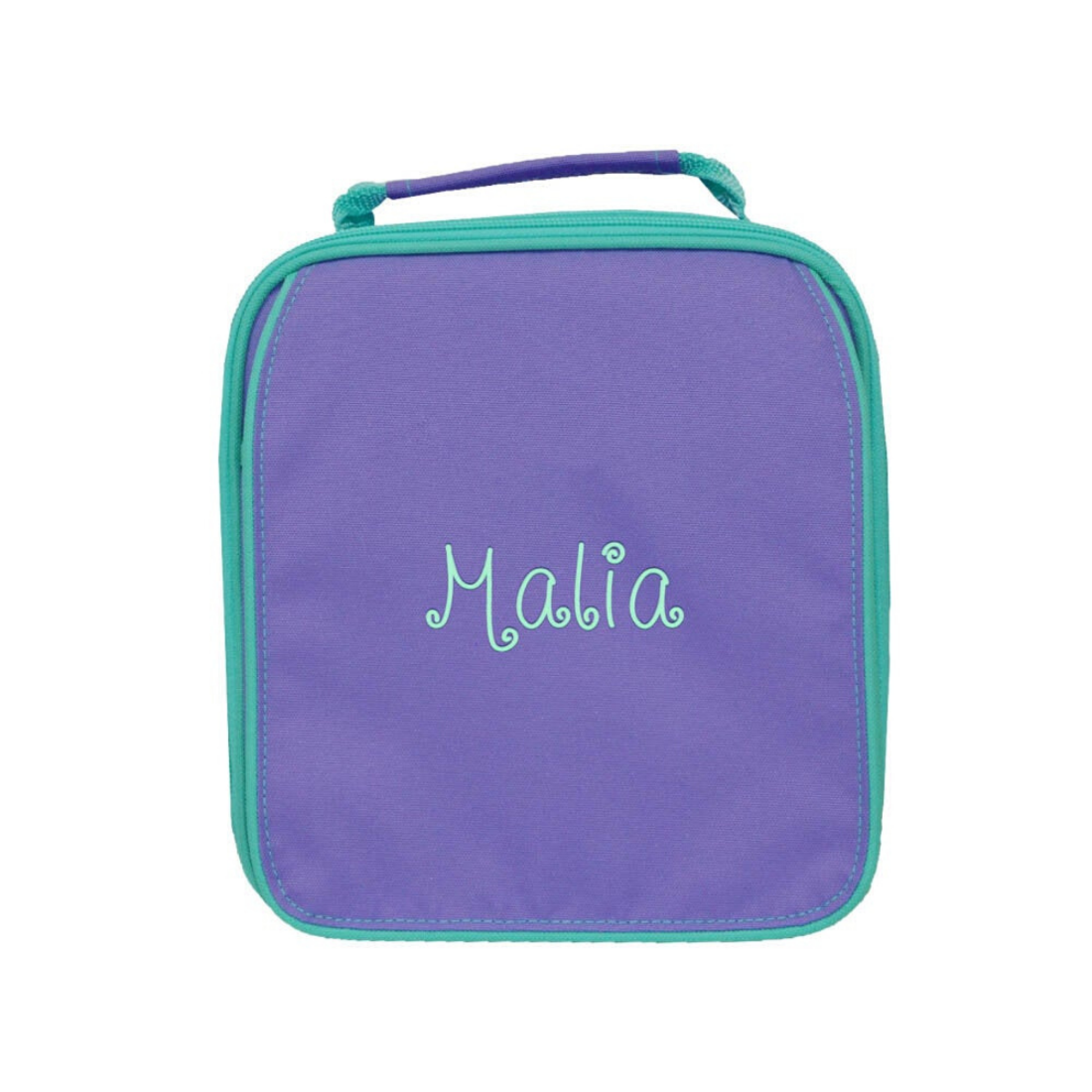 purple lunch box for kids