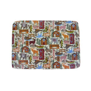 Cabin Daddy Set of 4 Placemats