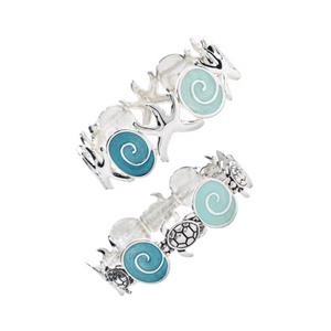 Wave Stretch Bracelet