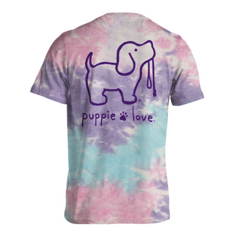cotton candy tee, cotton candy shirt, tie dye