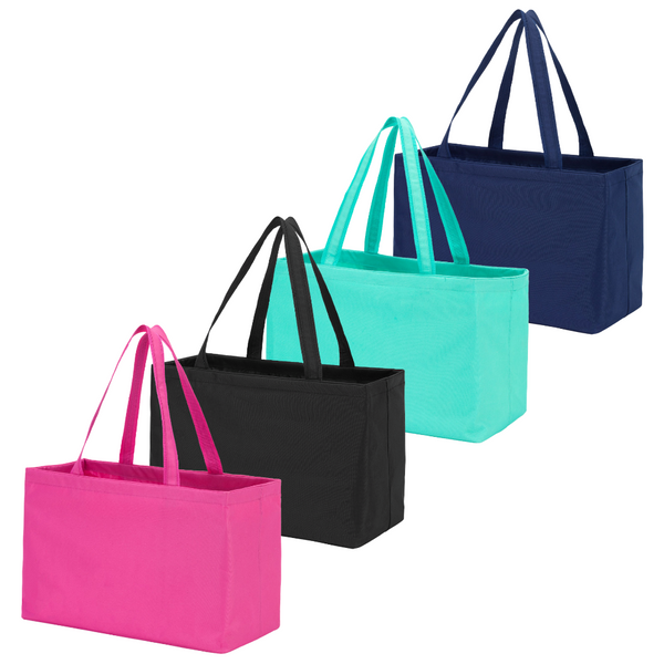 Personalized this Ultimate Tote Bag comes in different colors