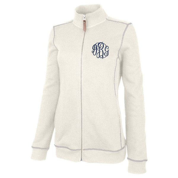 Women's Full Front Zip Jacket