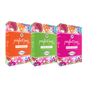Flip Flop Perfect Gift Box comes in three different scents to choose from