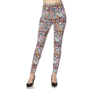 Personalized this Fun and Sazzy Leggings for Women