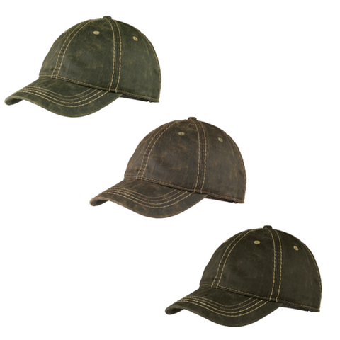 Personalized this Pigment Print Distressed Cap