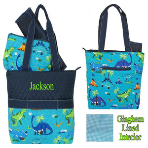 dinosaur diaper bag boys dinosaur bag