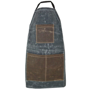 waxed canvas apron, apron for men