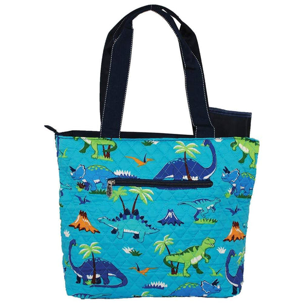 Boys Dinosaur Diaper Bag