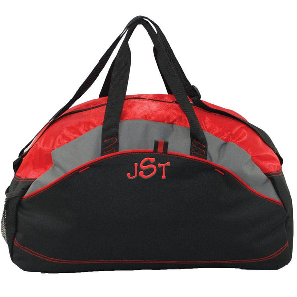 Budget minded Duffle Bag Red