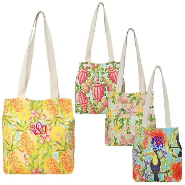 These Canvas Tote bag made elegantly and beautiful, perfect to use as a cute beach bag, casual tote, shoulder bag, travel bag.