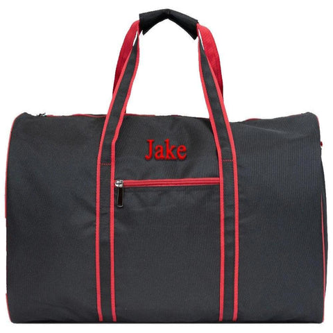 black duffle bag men